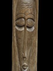 """Купить африканскую декоративную маску """"Христос"""""""