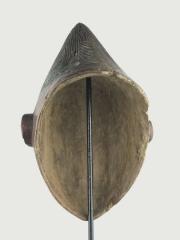 Племенная маска народности Mangbetu
