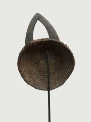 Шлем Helmet Crest Bushcow (Mangam, Mama) из Нигерии