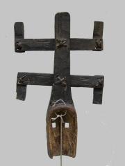 Африканская ритуальная маска догонов Kanaga
