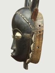 Ритуальная маска народа Yaure