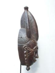 Церемониальная (ритуальная) маска народности Yaure