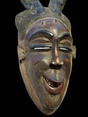 Африканская маска Guro