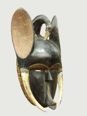 Церемониальная маска народности Yaure