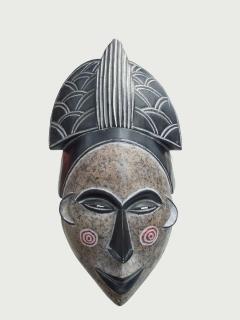 Африканская маска Igbo для интерьера