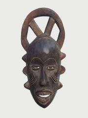 Африканская маска Igbo