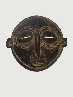 Маска Hemba [Конго]