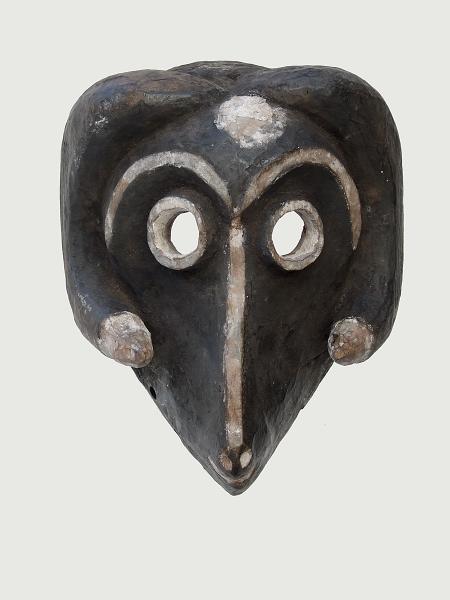 Маска барана (ram) народности Pende (Western Pende
