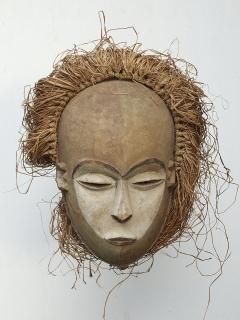 Маска Kwese [Конго]