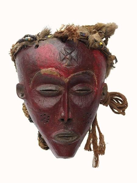 Оригинальная маска народности Chokwe