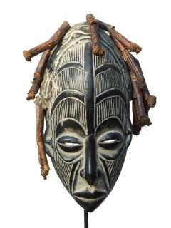Маска Chokwe [Ангола], 38 см