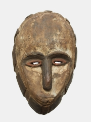 Африканская маска Fang Ngon Ntang [Габон]