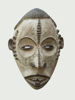 Маска Idoma Ikpobi [Нигерия]