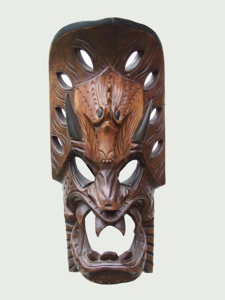 Маска демона Ifugao [Филиппины]
