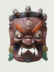 Типы тибетских масок