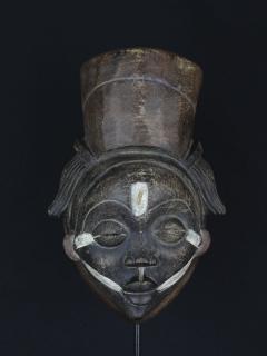 Маска Punu Ikwara [Габон]