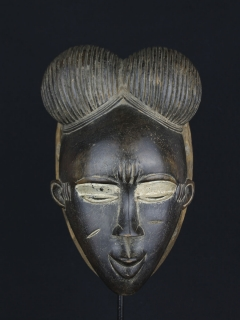 Маска Guro [Кот-д'Ивуар]