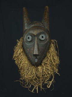 Маска Pende Giphogo [Конго]