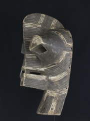 Маска Kifwebe Songye [Конго]