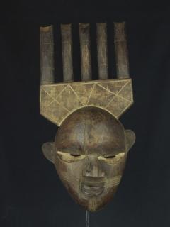 Маска Bambara Ntomo [Мали]