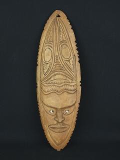 Маска Sepik [Папуа Новая Гвинея], 36 см