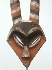 Маска антилопы народности Pende