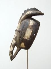 Маска Mossi Ouagadougou [Буркина Фасо]