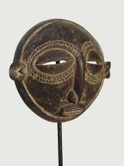 Культовая spirit маска народности Hemba