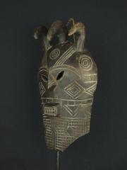 Ритуальная маска народности Tetela