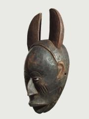 Ритуальная африканская маска Igbo Нигерия