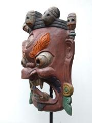 """Маска """"Махакала"""" [Тибет]"""