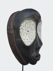 Африканская маска Lulua (Конго)