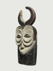 Африканская маска народности Bembe