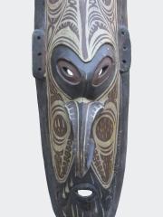 Настенная маска Sepik Korogo [Папуа Новая Гвинея]