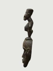 Ритуальная маска народности Yombe