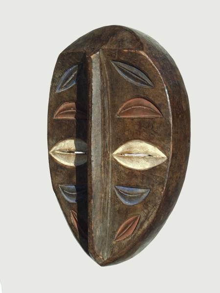 Маска Kwele [Габон]