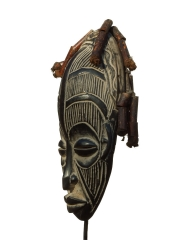 Купить африканскую маску Chokwe с доставкой по всей России
