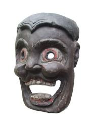 Маска «Защитник» [Тибет]