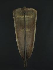 Африканская маска Fang Ngil из дерева