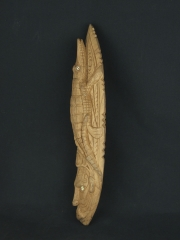 Маска амулет Sepik из Новой Гвинеи