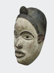 Африканская маска Bakongo