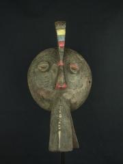 Маска-шлем народности Mumuye