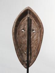 Африканская маска Lega (Конго)