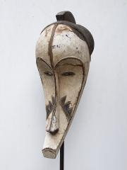 Африканская маска Fang Ngil [Габон]