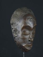 Африканская маска народности Chokwe