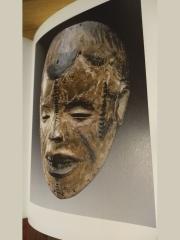 Африканская маска Idoma Ikpobi