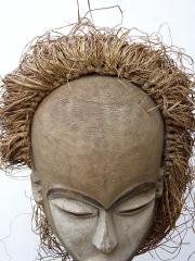 Маска народности Kwese