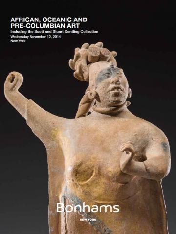 Каталог аукциона Bonhams 12.11.2014
