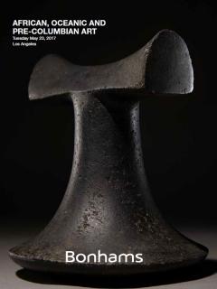 Каталог аукциона Bonhams 23.05.2017