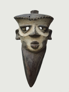 Маска Pende Kiwoyo Muyombo [Конго]